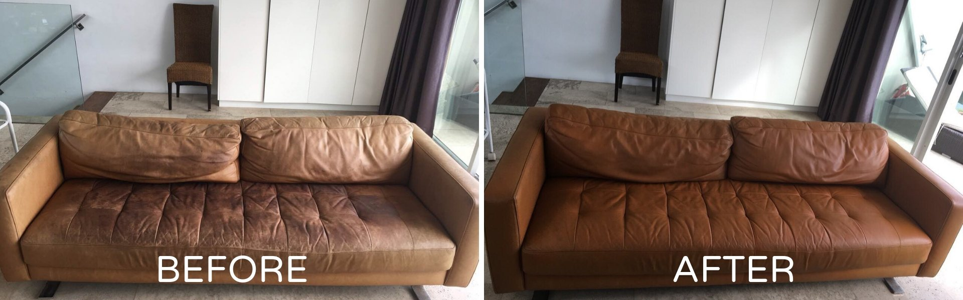 leather and mattress restoration